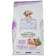 Special Dog Excellence Grain Free Anatra e Patate 2,5 Kg