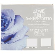 San Benedetto Acqua Minerale Benedicta Prestige Frizzante 12 x 1l Vap