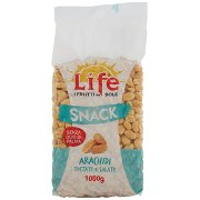 Life Snack Arachidi Tostate e Salate