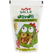 Saclà Olivolì Olive Verdi a Rondelle