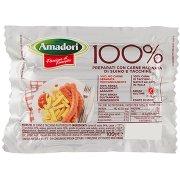 Amadori 100% Preparati con Carne Macinata di Suino e Tacchino