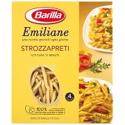 Barilla Emiliane Strozzapreti N.186