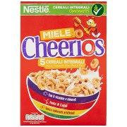 Cheerios Miele Ciambelline ai 5 Cereali Integrali con Miele