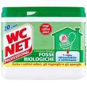Wc Net Professional Fosse Biologiche 20 Caps