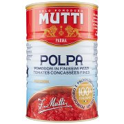 Mutti Polpa Pomodori in Finissimi Pezzi