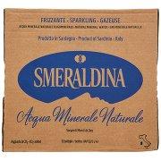 Smeraldina Acqua Minerale Naturale Frizzante Vap 12 x 0,75 l