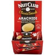 Nutclub Classic Snack Arachidi Sgusciate, Tostate e Salate