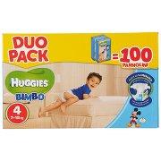 Huggies Bimbo 4 7-18 Kg X100