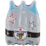 Sanpellegrino Bibite Gassate, Chino' Zero Bottiglia Grande 1,25l x 6