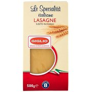 Giglio Le Specialità Italiane Lasagne 124