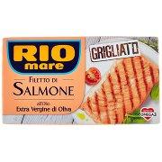 Rio Mare Filetto di Salmone all'Olio Extra Vergine di Oliva Grigliato