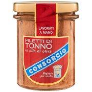 Consorcio Filetti di Tonno in Olio di Oliva