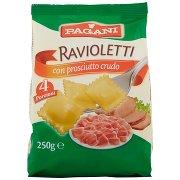 Pagani Ravioletti con Prosciutto Crudo