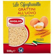 Giglio Le Sfogliatelle Grattini all'Uovo 143