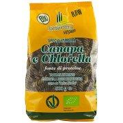 Terranostra Vegan Bio Specialità alla Canapa e Chlorella 542 Fusilli
