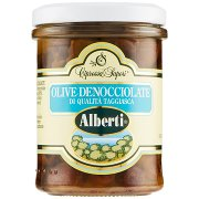 Alberti Olive Denocciolate di Qualità Taggiasca