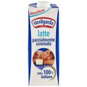 Sterilgarda Latte Parzialmente Scremato Microfiltrato Uht a Lunga Conservazione