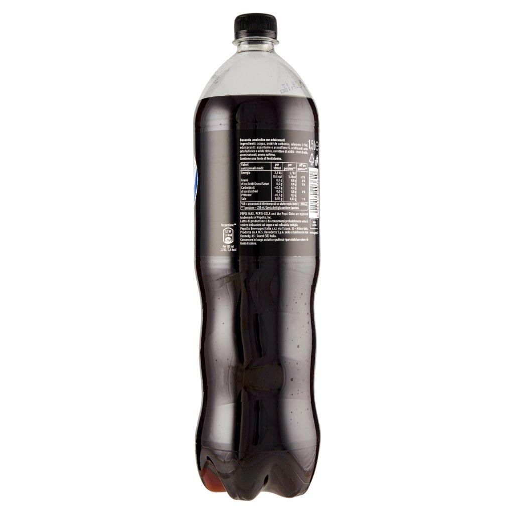 Pepsi Max 1,5 l Confezione 1.5 L 4