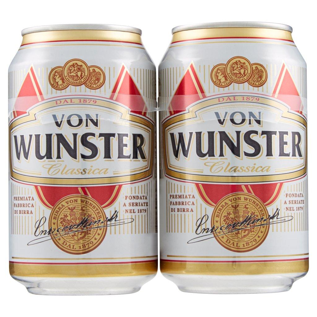 Von Wunster Classica 2 x 33 Cl