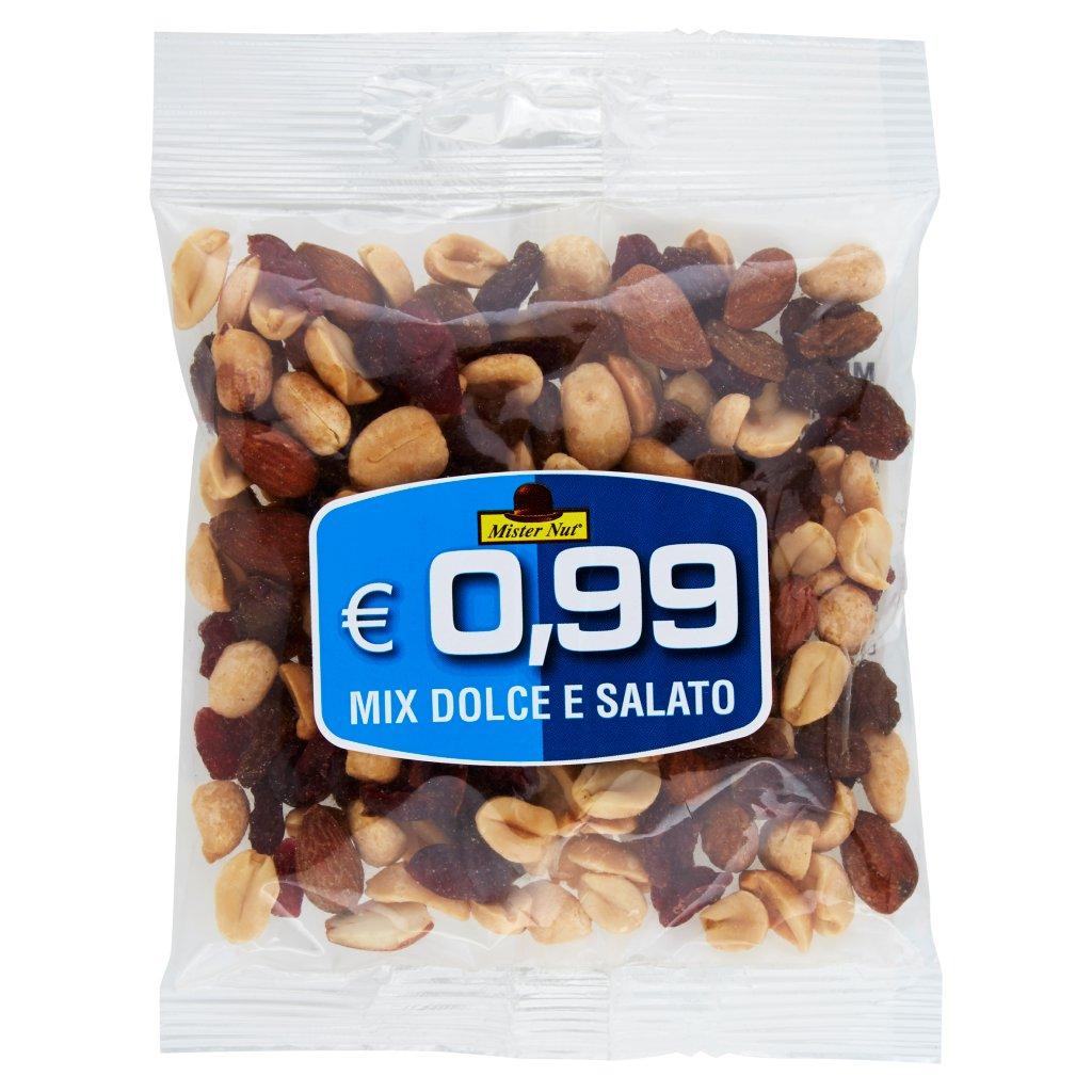 Mister Nut Mix Dolce e Salato Confezione 100 G 1