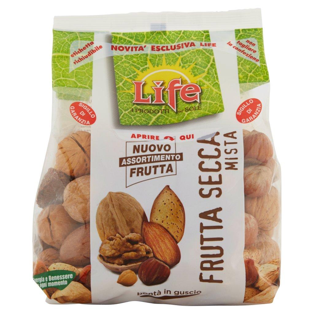 Life Frutta Secca Mista Confezione 500 G 1