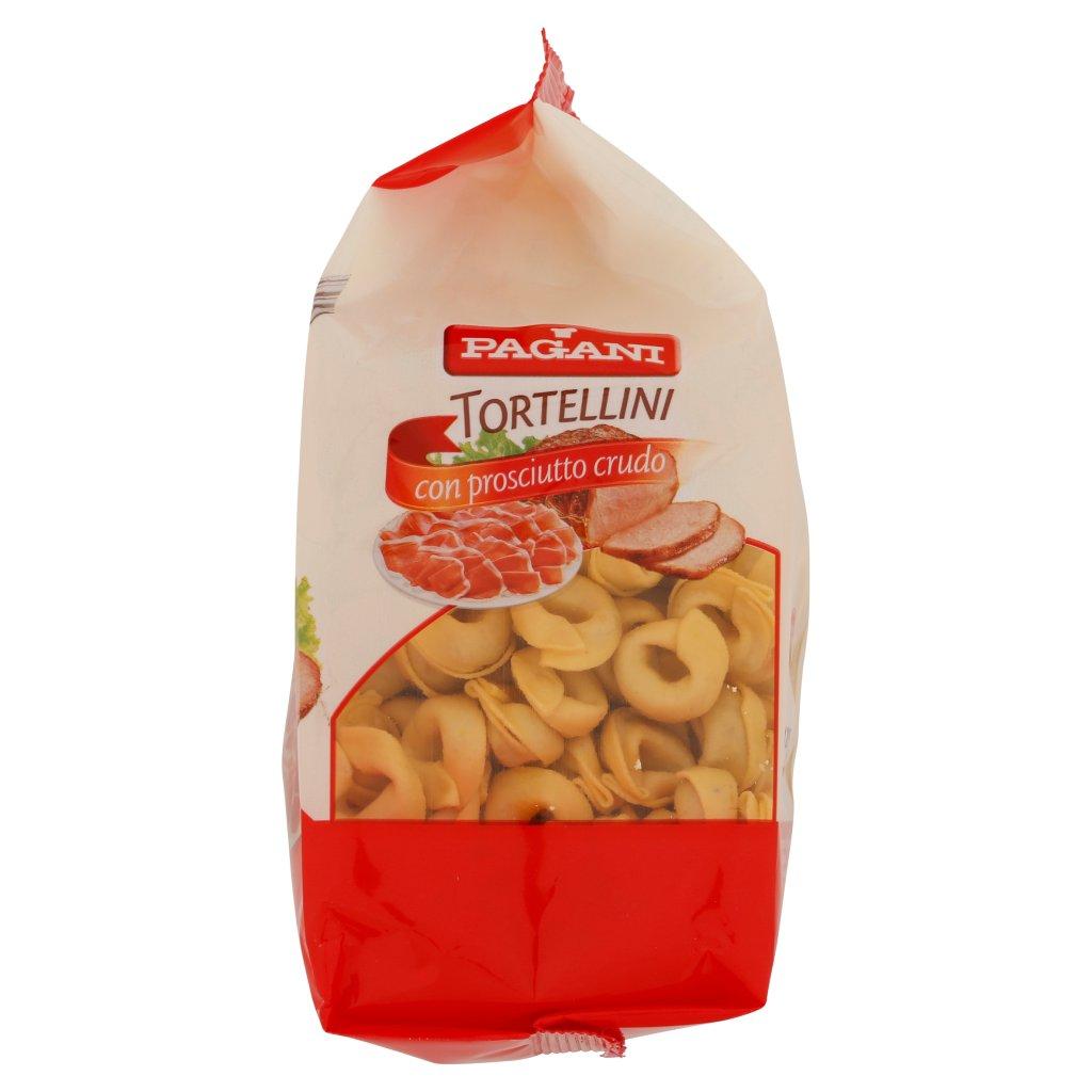 Pagani Tortellini con Prosciutto Crudo Confezione 500 G 4