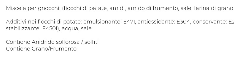 Pastificio Novella Gnocchi