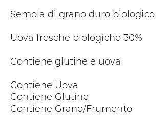 Luciana Mosconi Bio Buonissimo Fettuccine