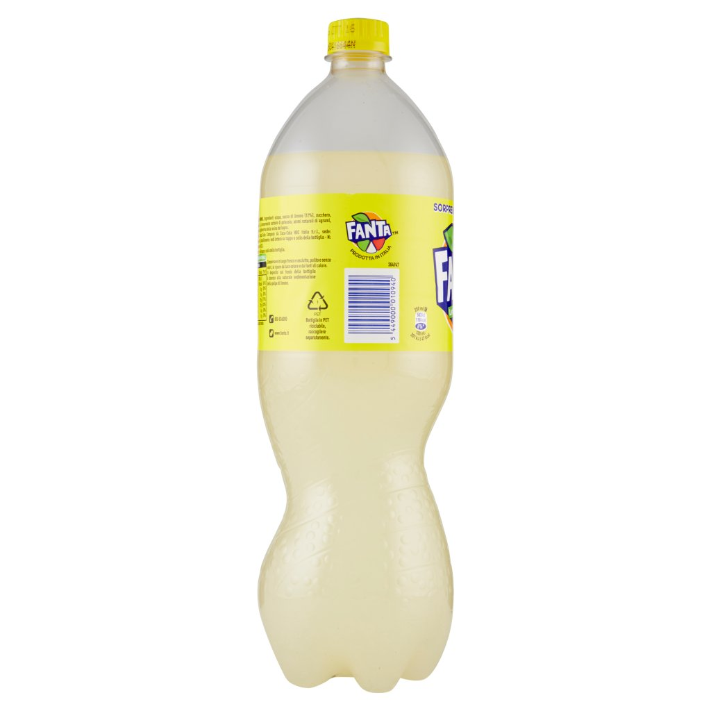 Fanta Lemon Lemon 1,5 l Pet