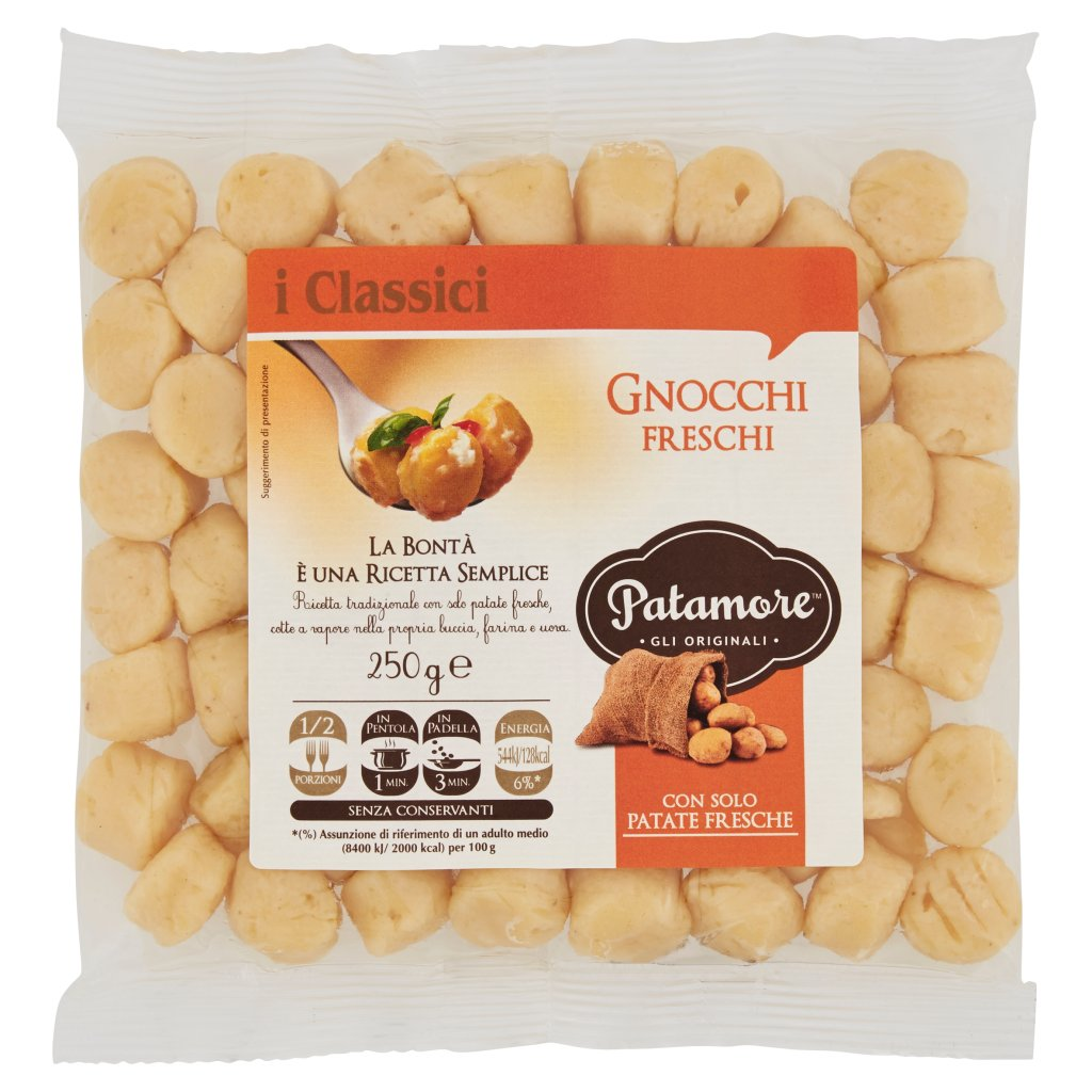 Patamore I Classici Gnocchi Freschi