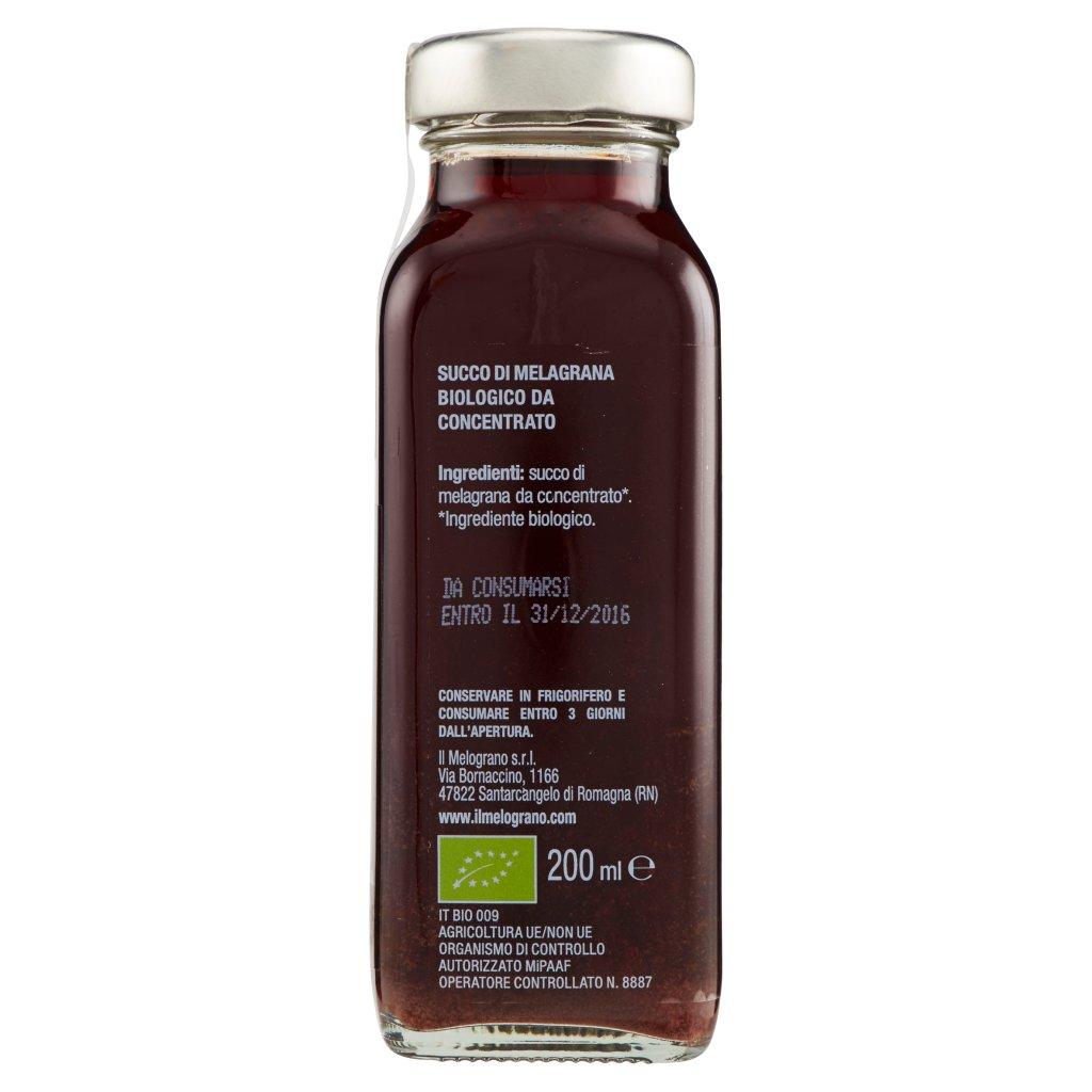 Il Melograno Melagrana 100% Succo Bio