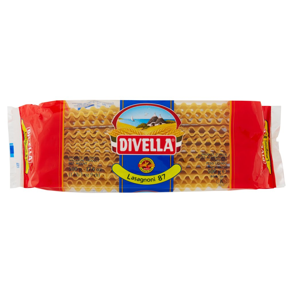 Divella Lasagnoni 87
