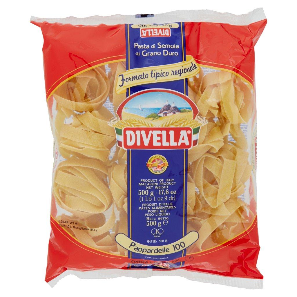 Divella Pappardelle 100