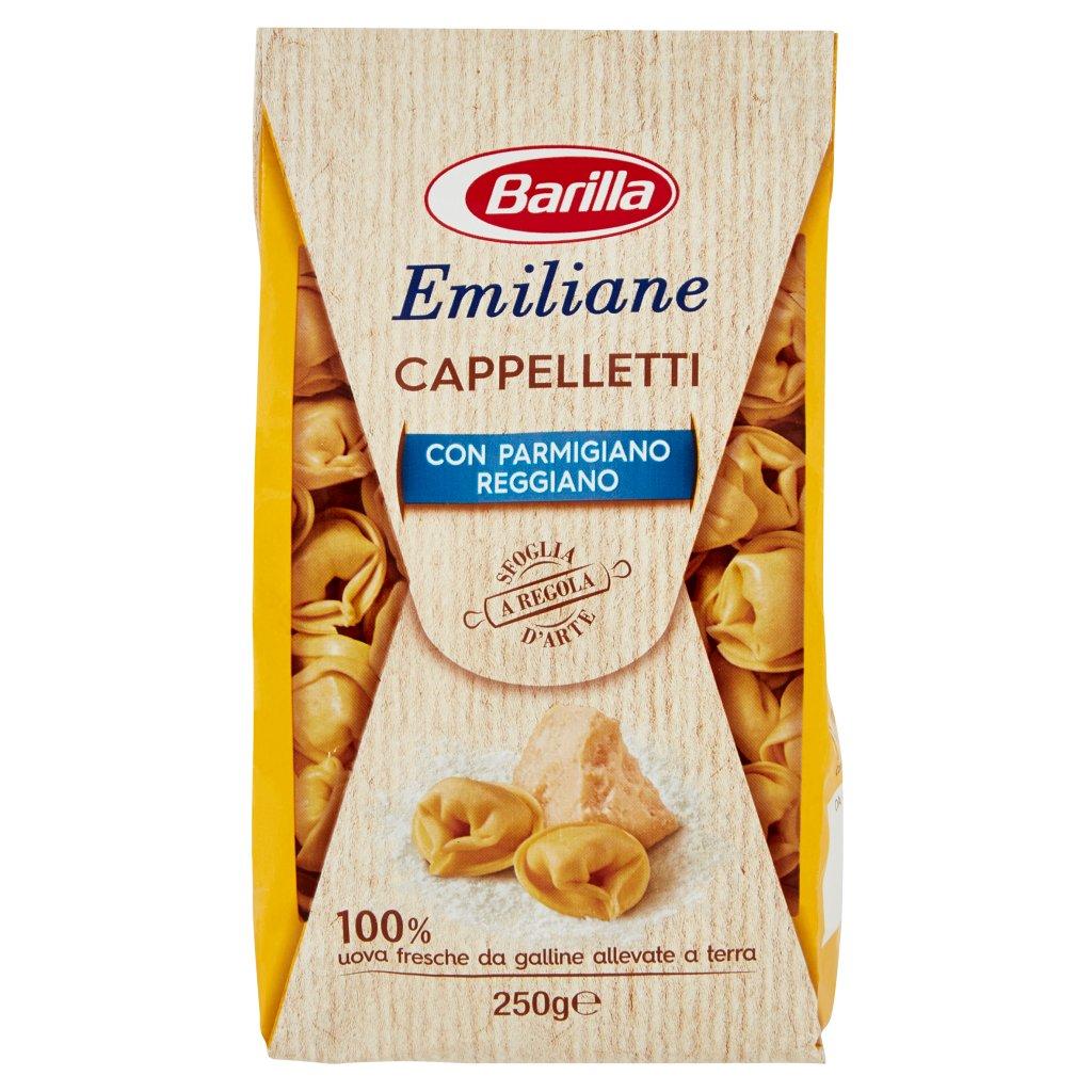 Barilla Emiliane Cappelletti con Parmigiano Reggiano