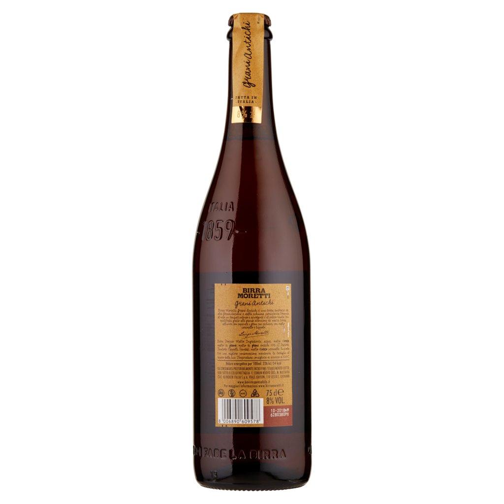 Birra Moretti Grani Antichi Confezione 75 Cl 2