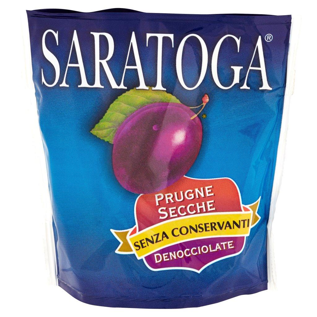 Saratoga Prugne Secche Denocciolate Confezione 200 G