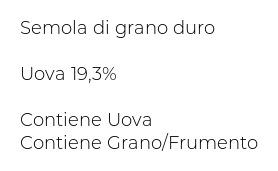 Buitoni Le Pastine Funghini Trinati all'Uovo