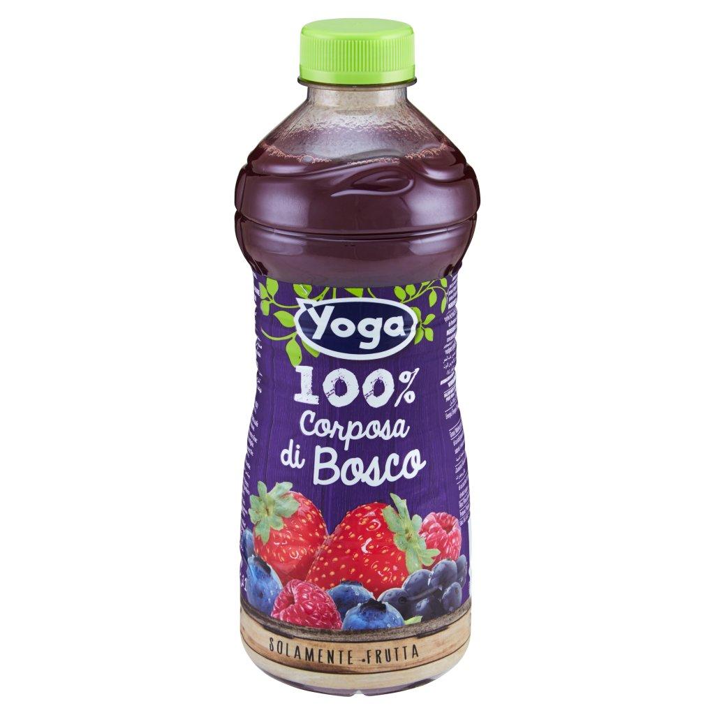 Yoga 100% Corposa di Bosco Confezione 1000 Ml