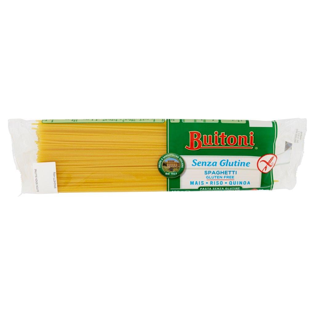 Buitoni Senza Glutine Spaghetti Mais Riso Quinoa