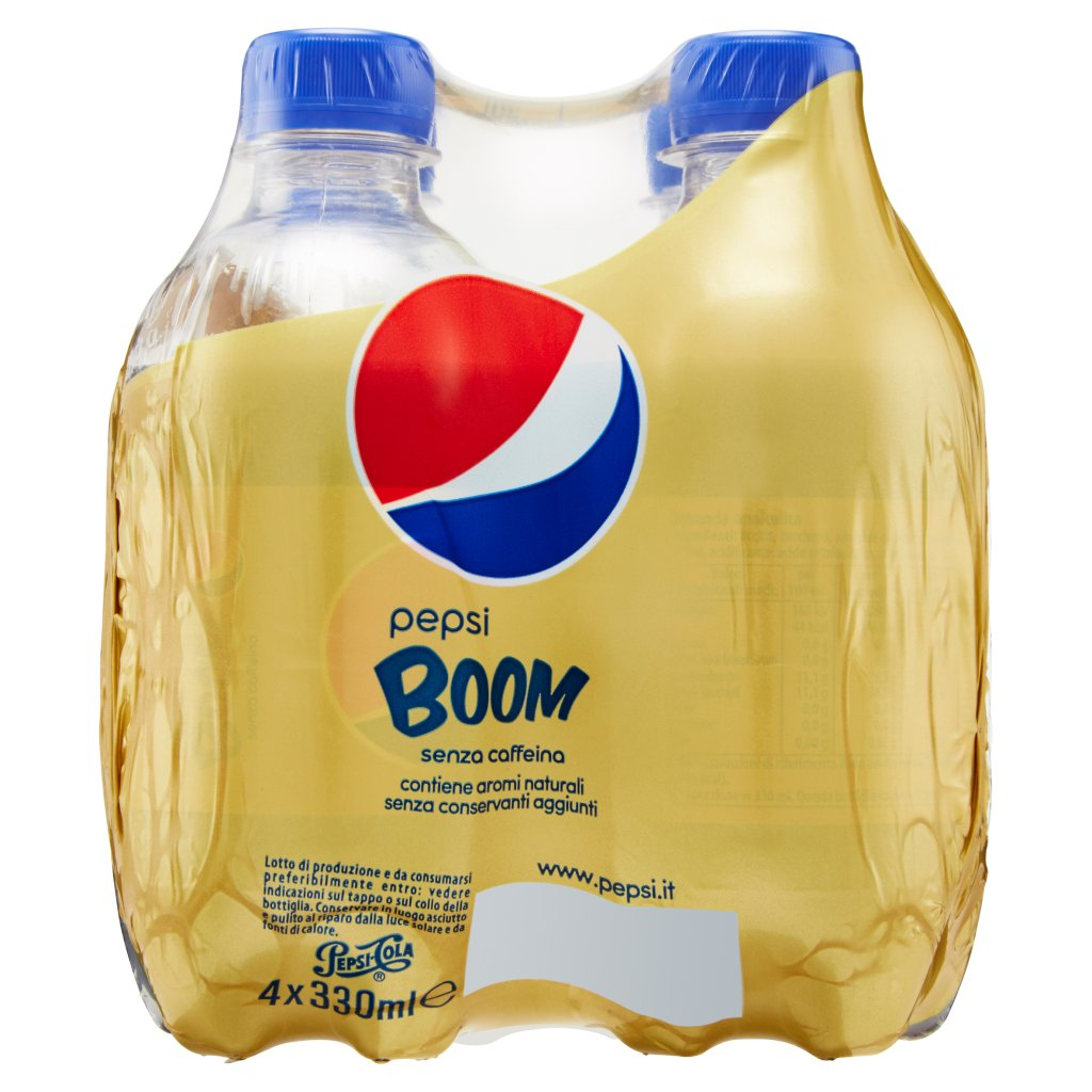 Pepsi Boom Pet