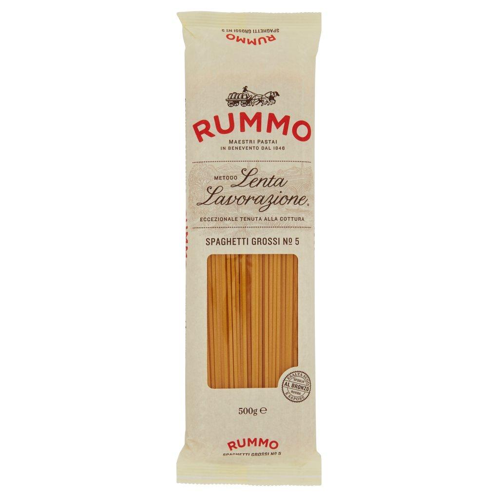 Rummo Spaghetti Grossi N°5