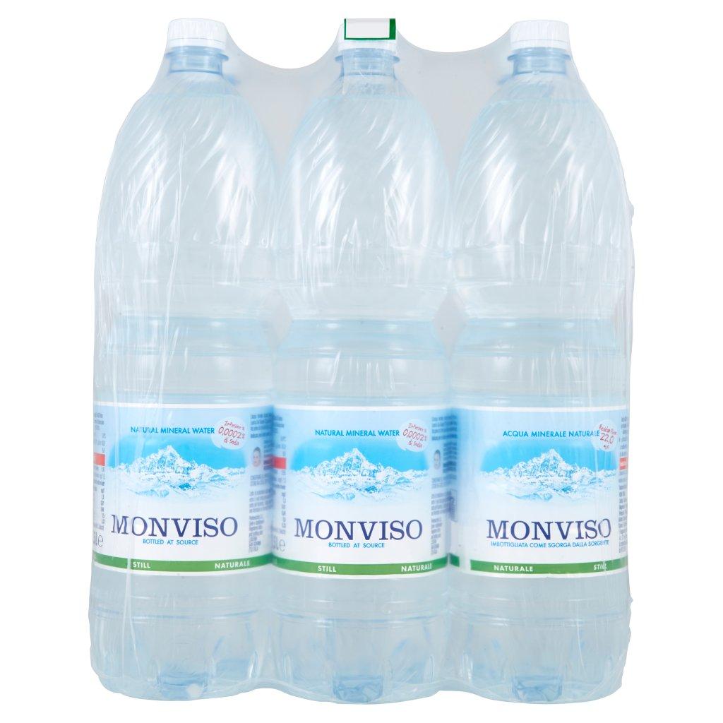 Monviso Acqua Minerale Naturale 6 x 1,5 l