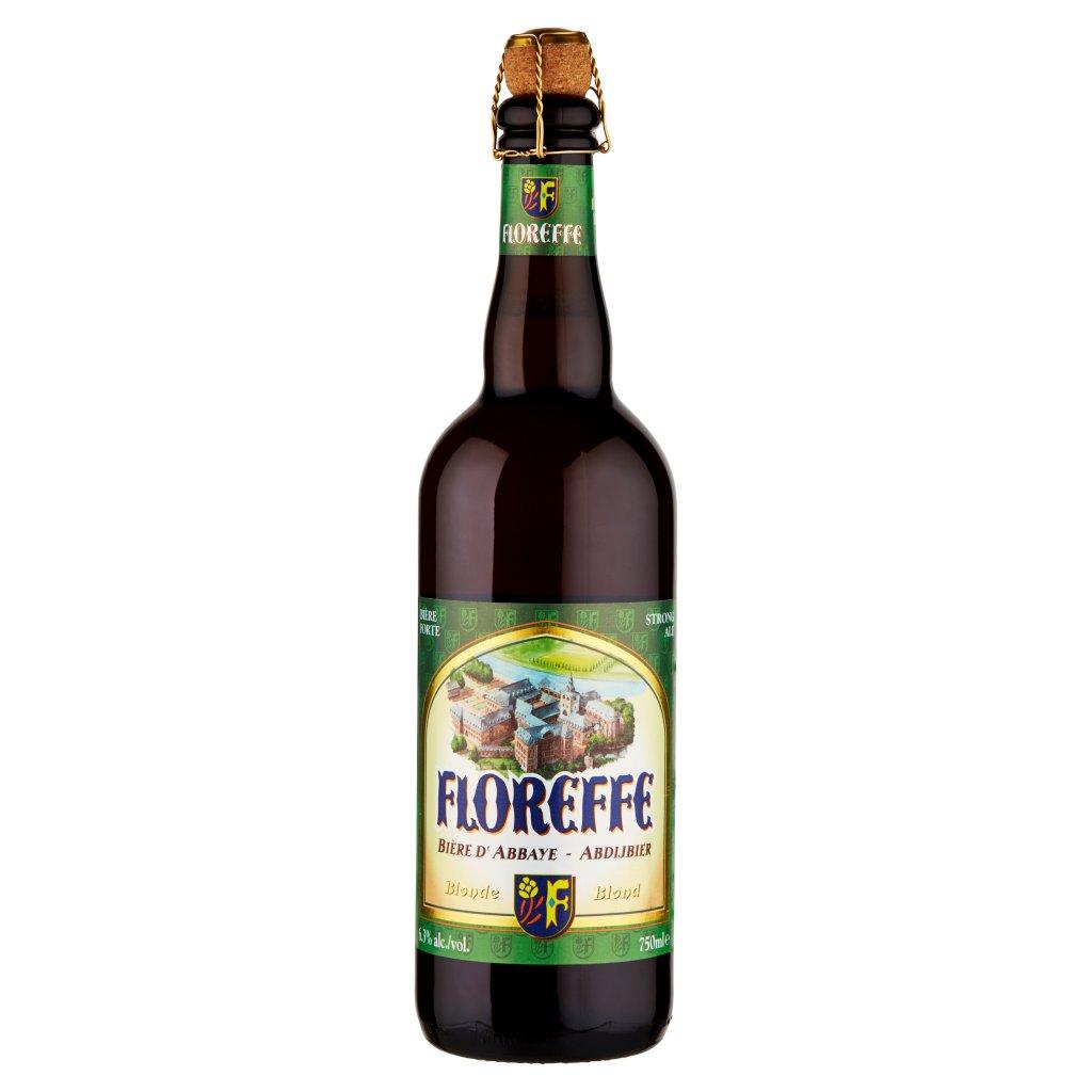 Floreffe Bìere d'Abbaye Blonde