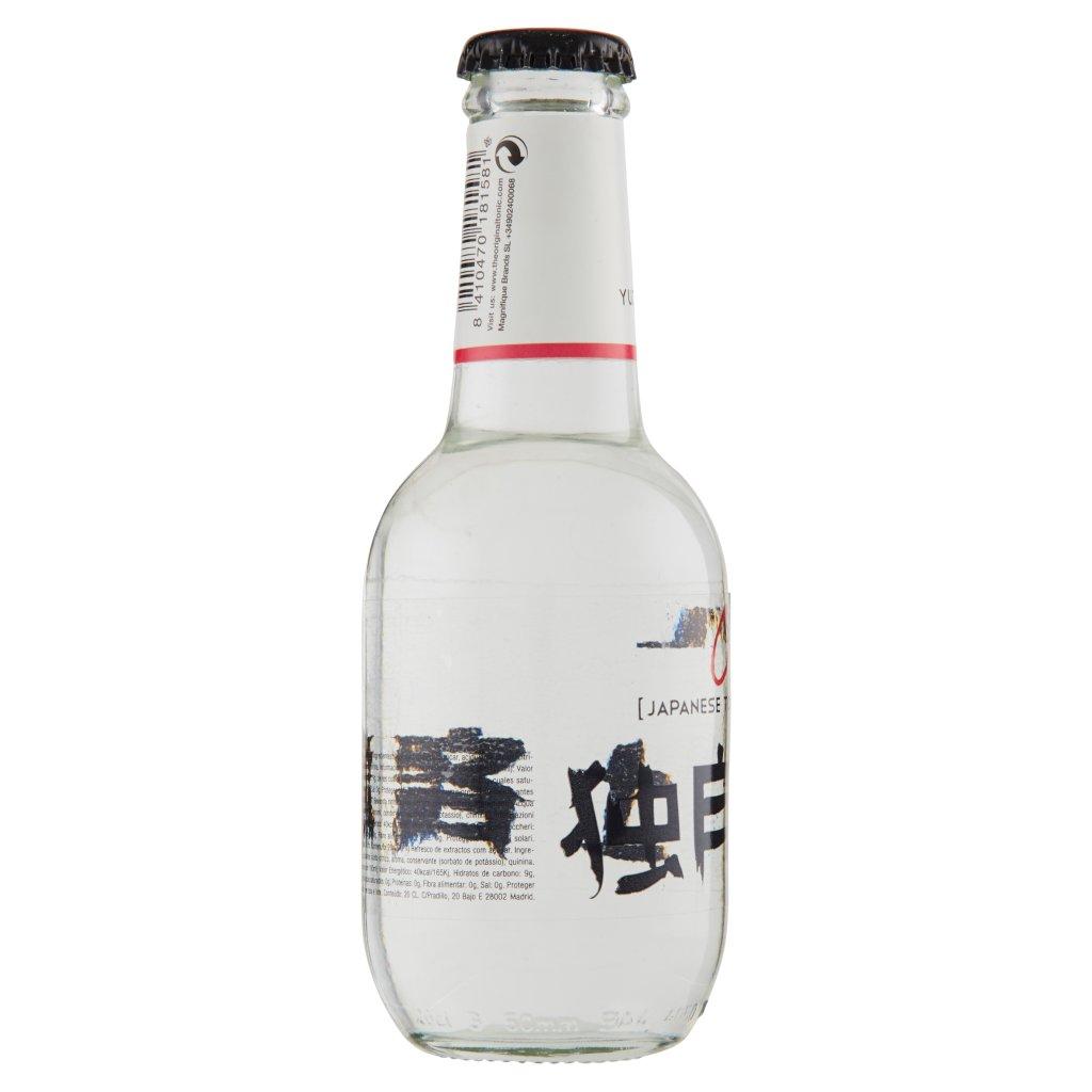 Original Japanese Tonic Water Yuzu Ocha