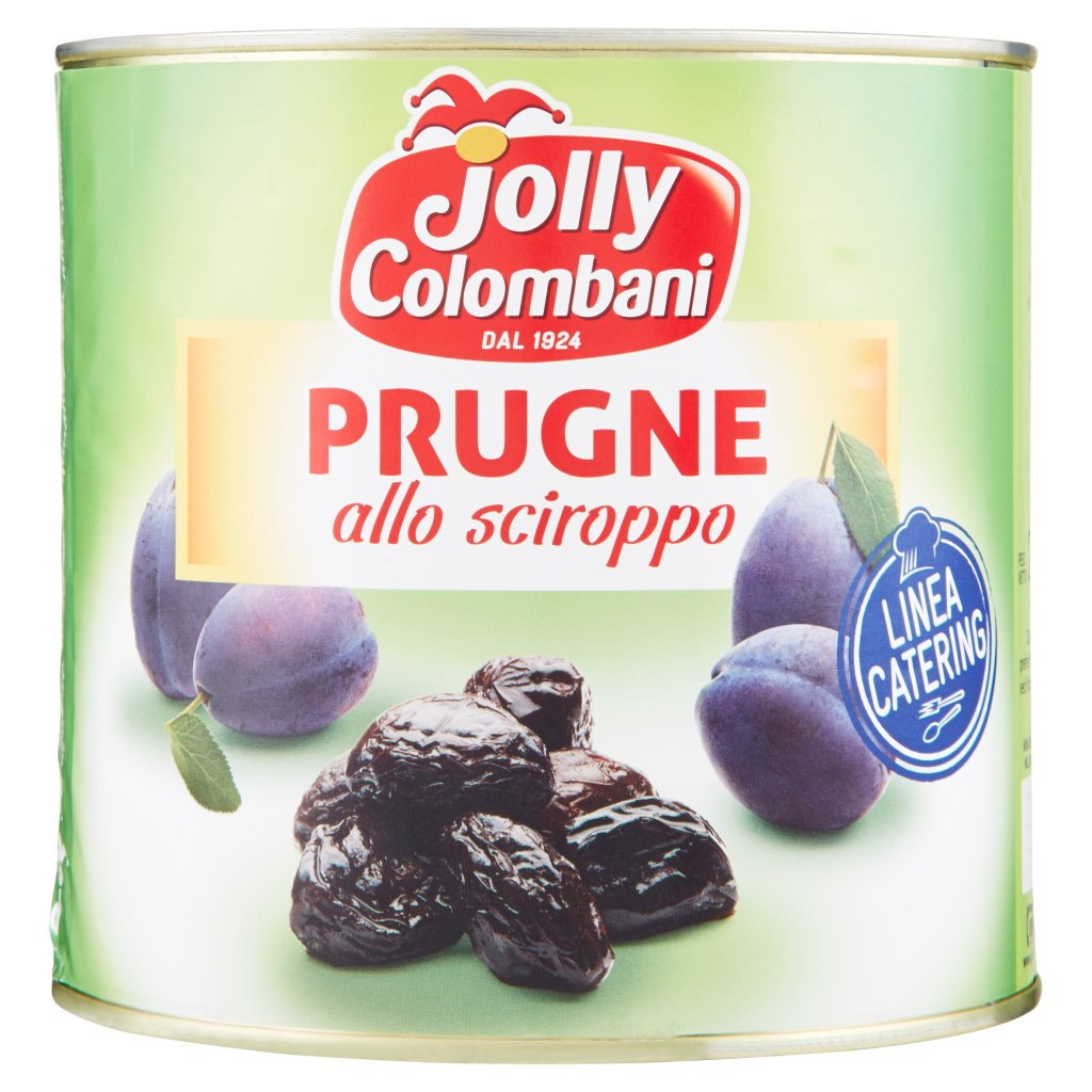 Jolly Colombani Linea Catering Prugne allo Sciroppo