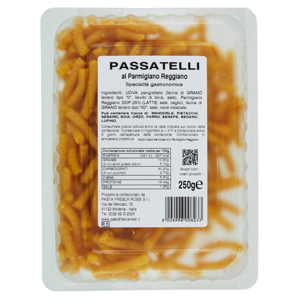 Pasta Fresca Rossi Passatelli al Parmigiano Reggiano