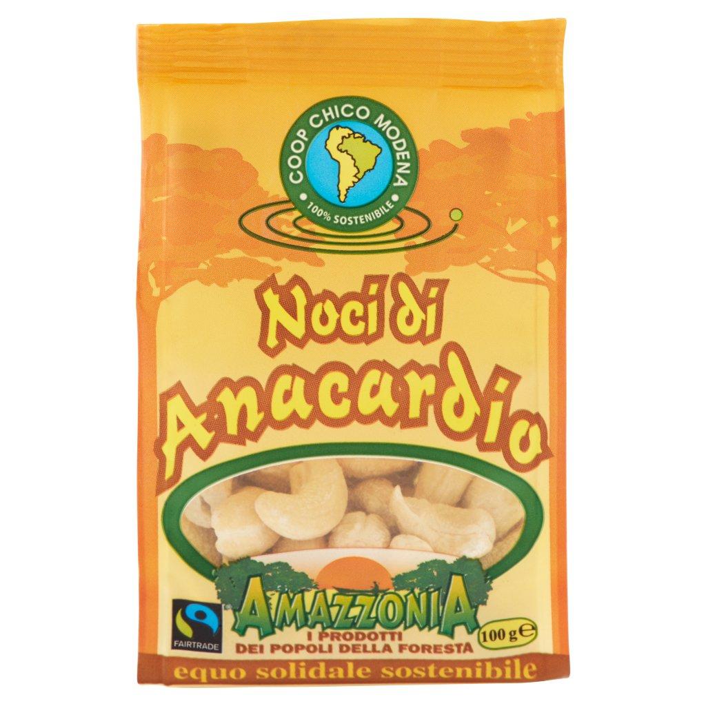 Coop Chico Modena Amazzonia Noci di Anacardio
