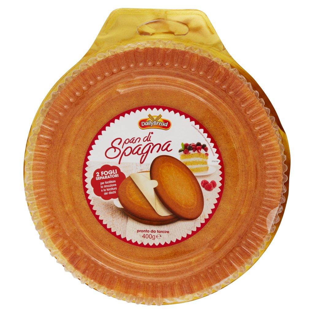 Dailybread Pan di Spagna