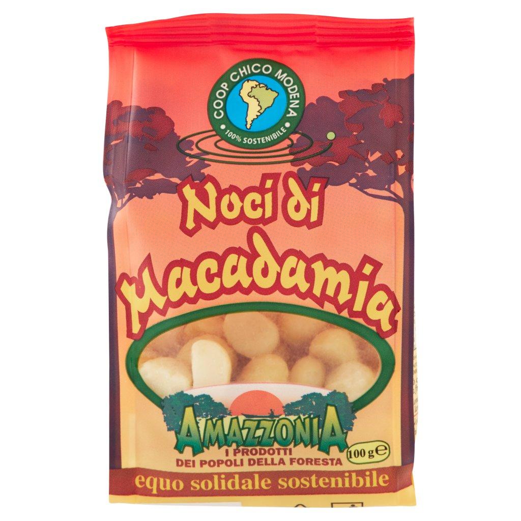 Coop Chico Modena Amazzonia Noci di Macadamia