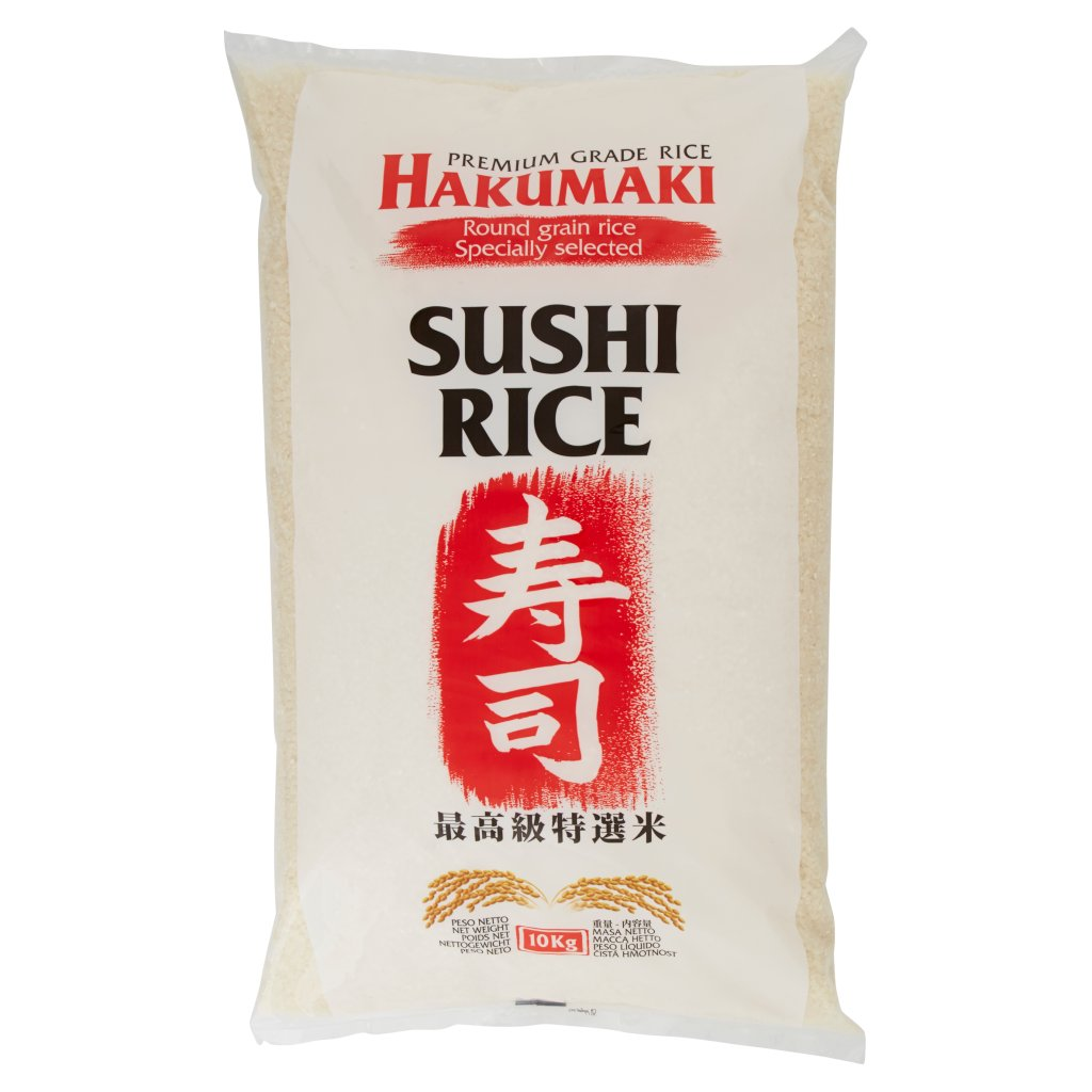 Sushi Rice Premium Grade Rice Hakumaki
